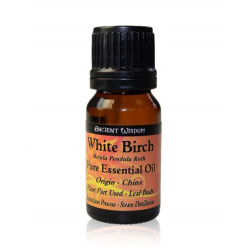 10 ml Biela Breza Esenciálny Olej