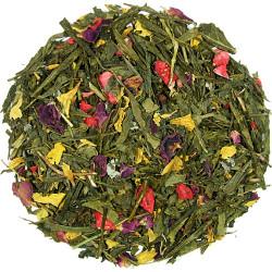 Butterfly - zelený aromatizovaný čaj,50 g